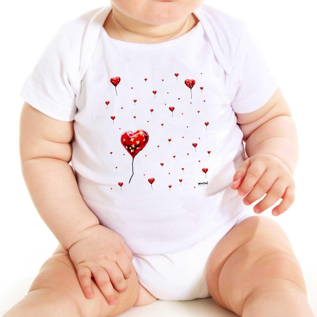 Baby Body - Broken Heart Balloon