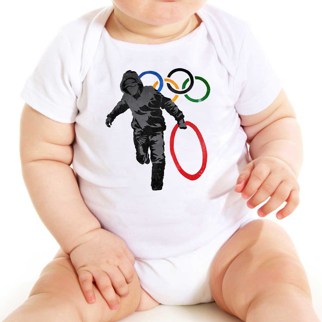 Baby Body - Olympic Rings