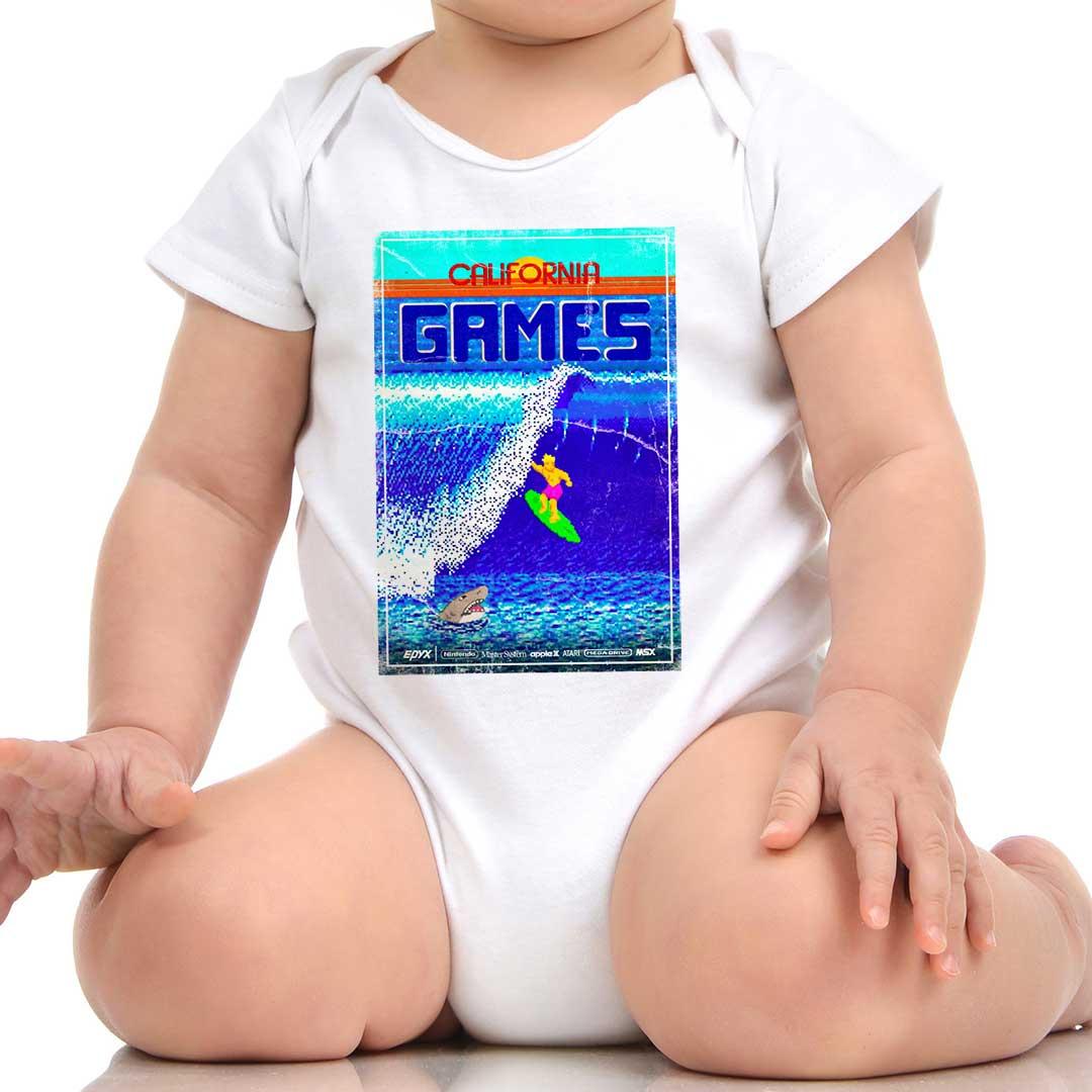 Baby Body - Califórnia Games