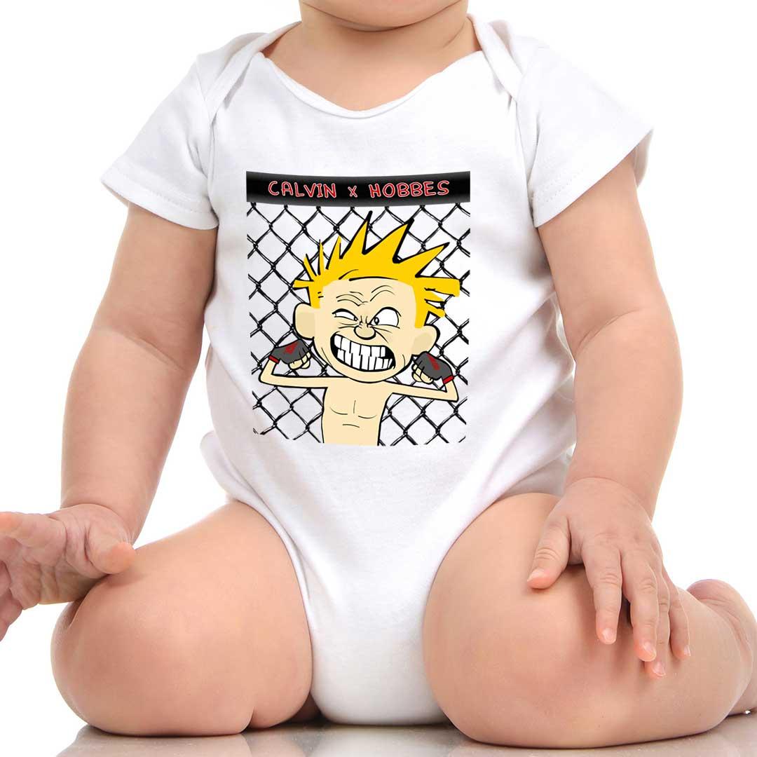 Baby Body - Calvin x Hoobes