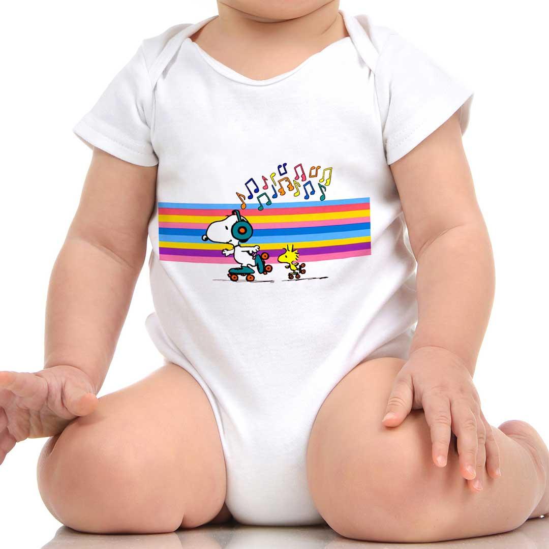 Baby Body - Snoopy