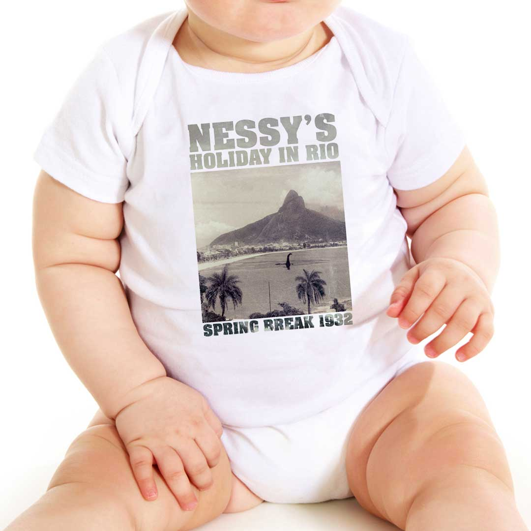 Baby Body - Nessy´s Holiday in Rio