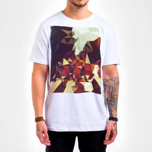 Camisa – Geometric Abbey Road