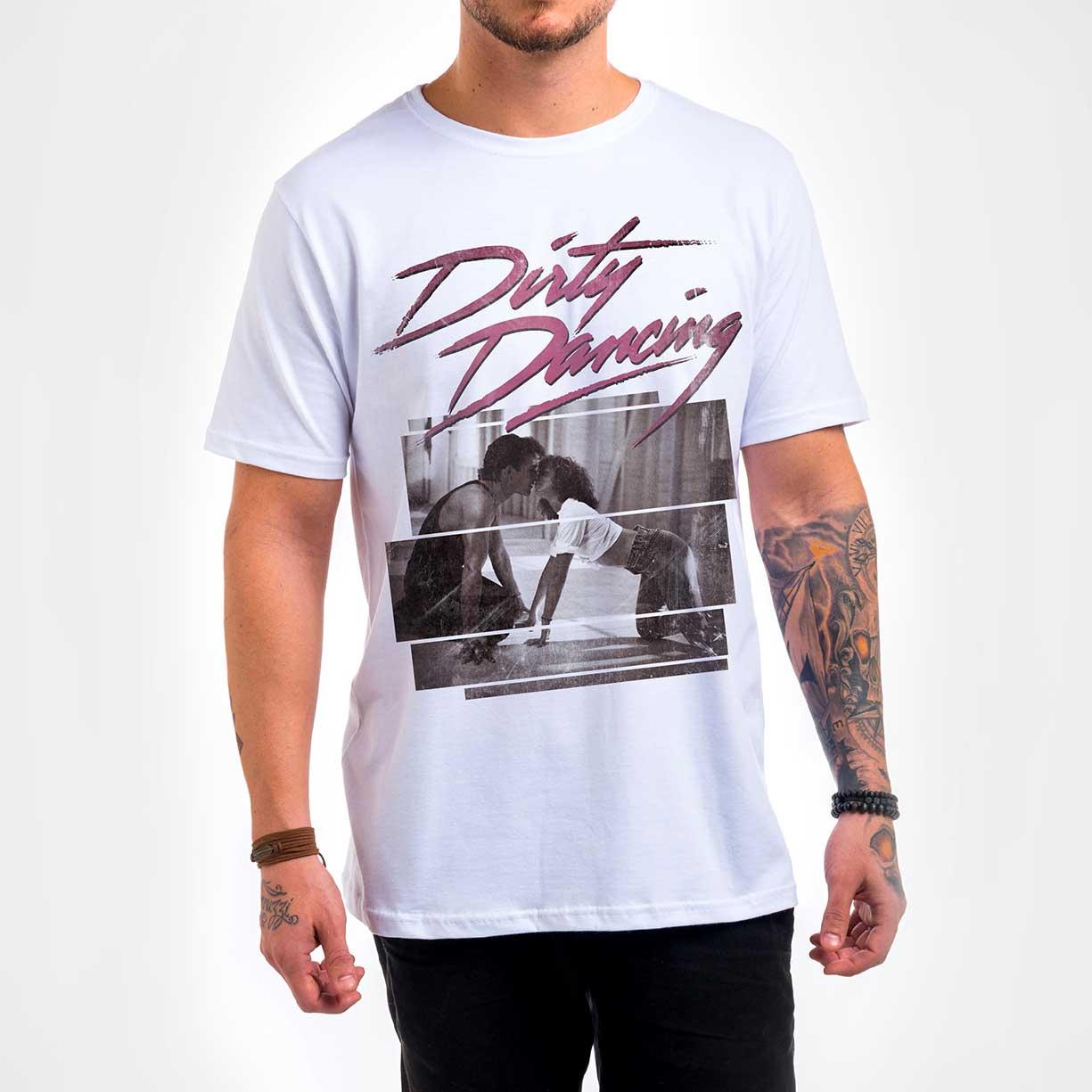 Camisa Masculina - Dirty Dancing