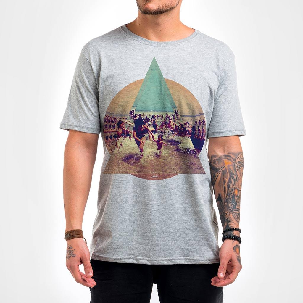 Camisa Masculina - Jaws