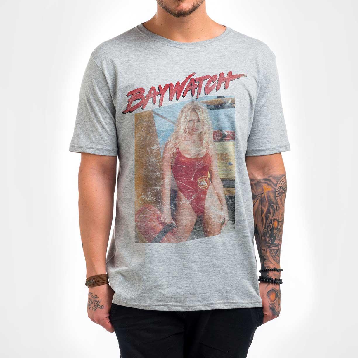 Camisa Masculina - Baywatch
