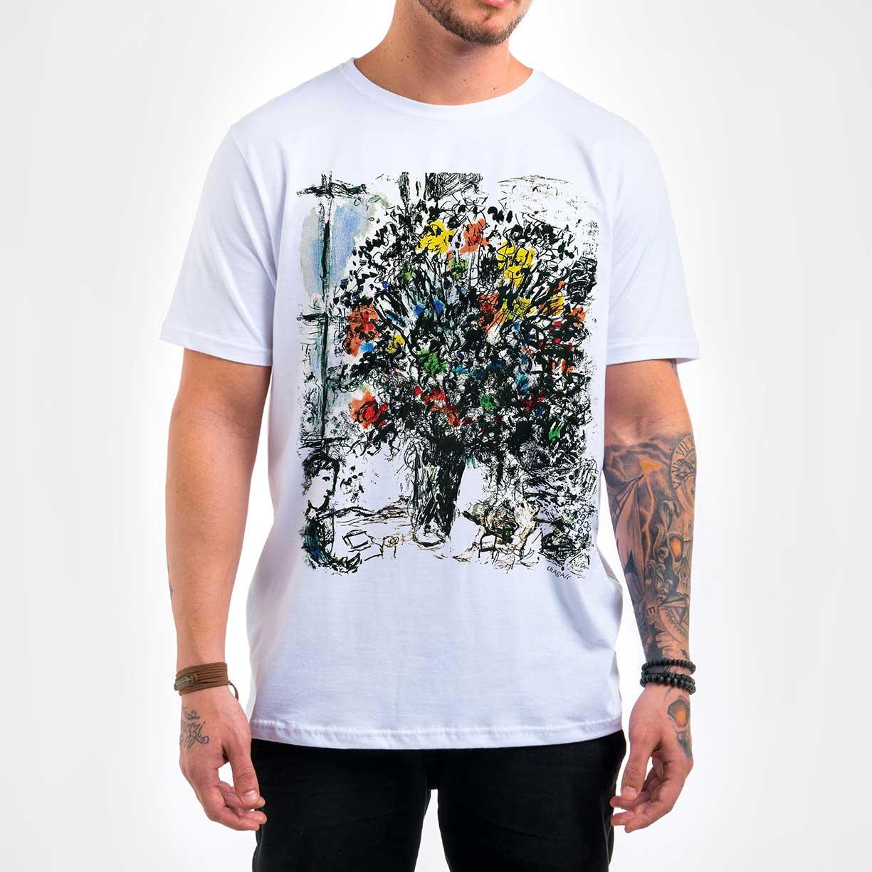 Camisa Masculina - Chagall