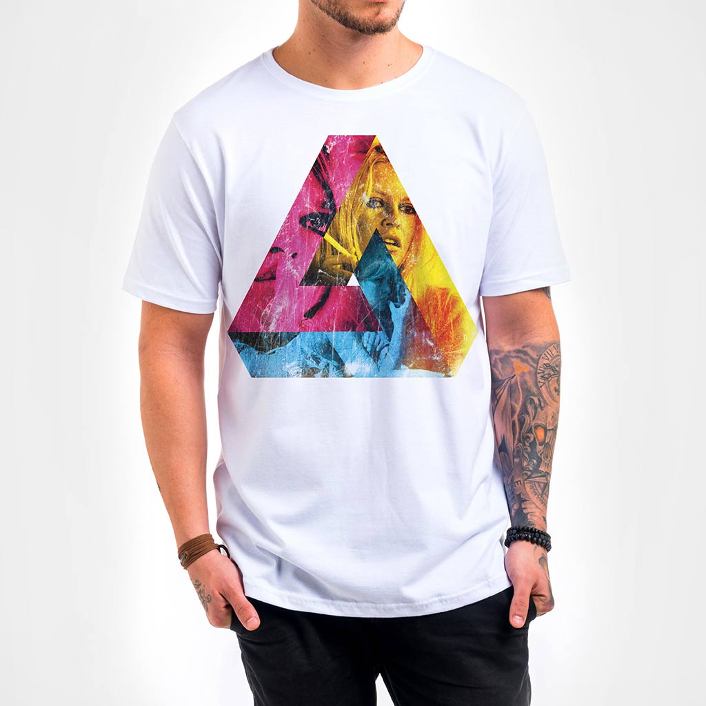 Camisa Masculina - Tri Bardot