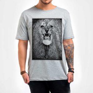 Camisa Masculina – Leão Santana