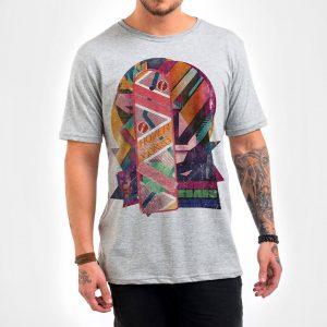 Camisa Masculina – Hover Board