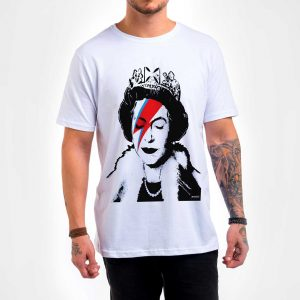 Camisa – Queen Ziggy
