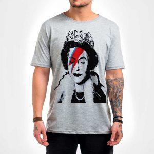 Camisa Masculina – Queen Ziggy