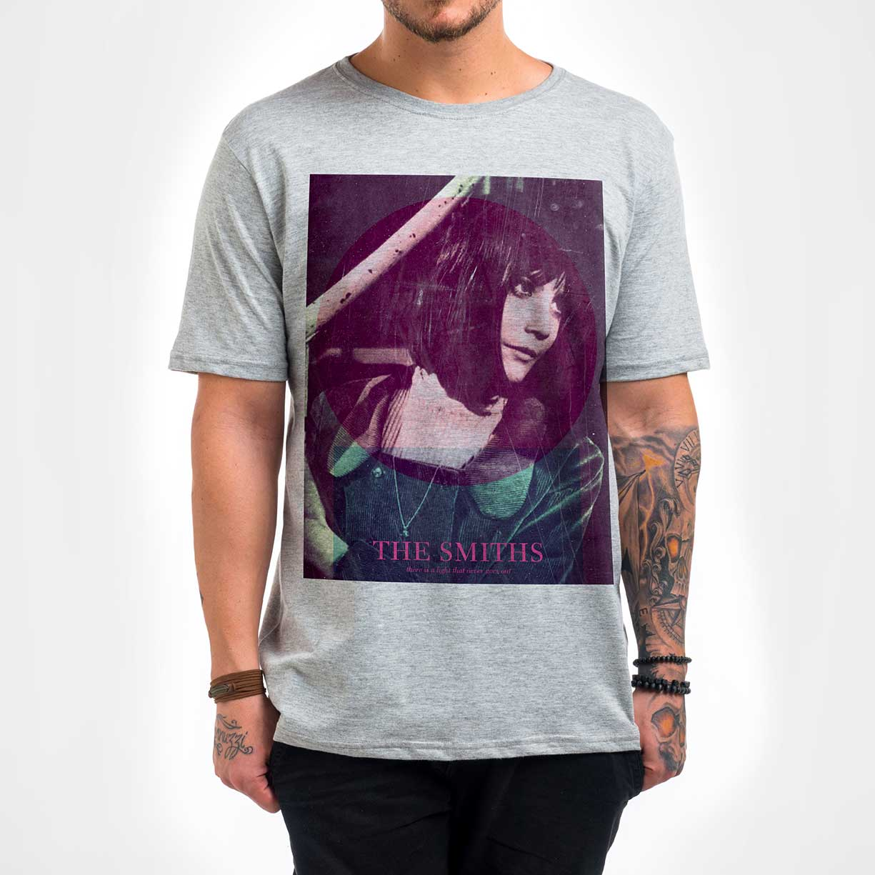 Camisa Masculina - The Smiths
