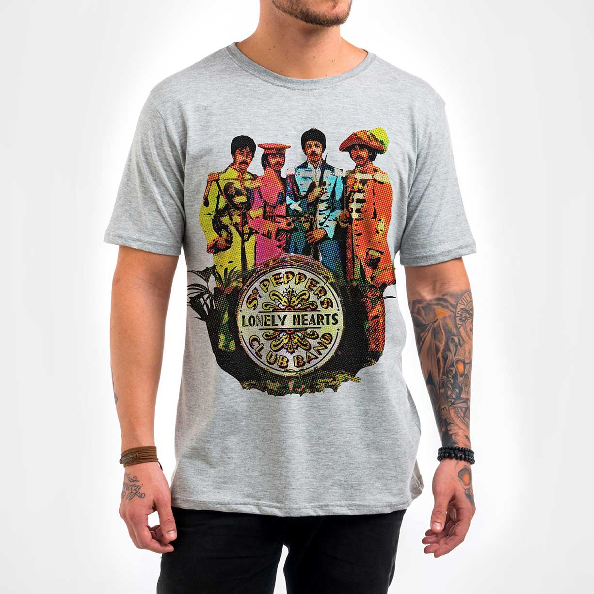 Camisa Masculina - Sgt Peppers