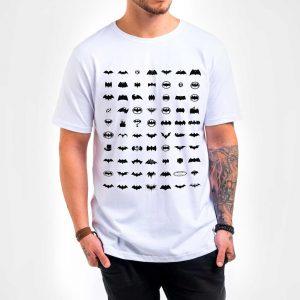 Camisa Masculina – Pattern Batman