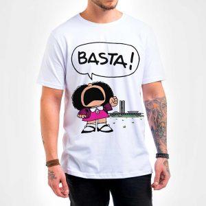 Camisa Masculina – Basta