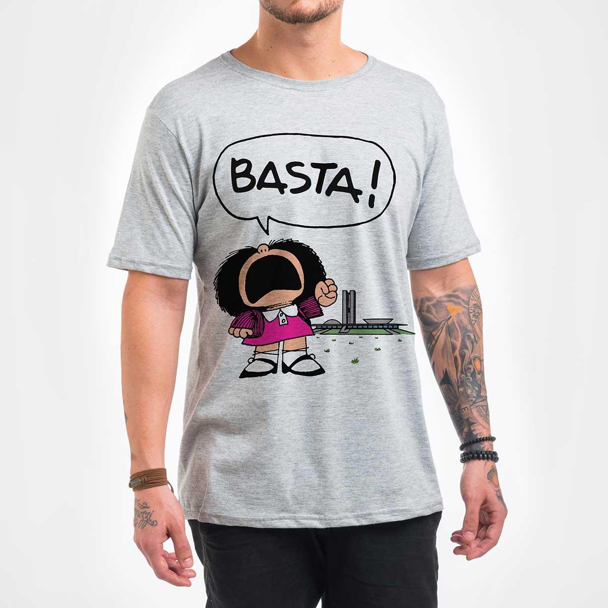 Camisa Masculina - Basta