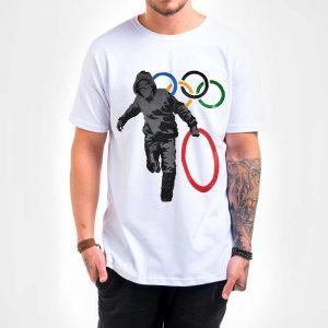 Camisa – Olympic Rings
