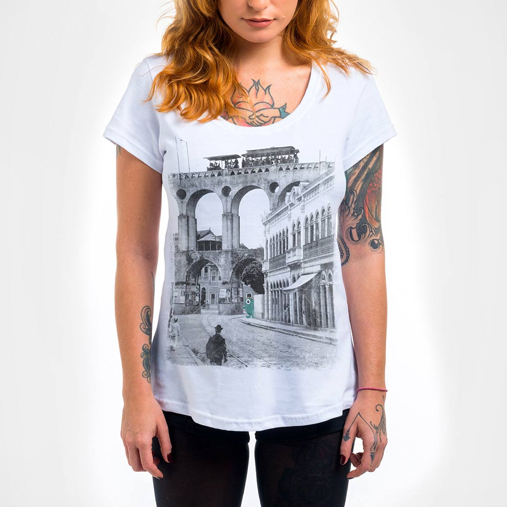 Camisa Feminina - Lapa