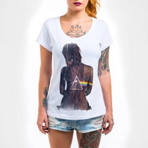 Camisa Feminina – Dark Side