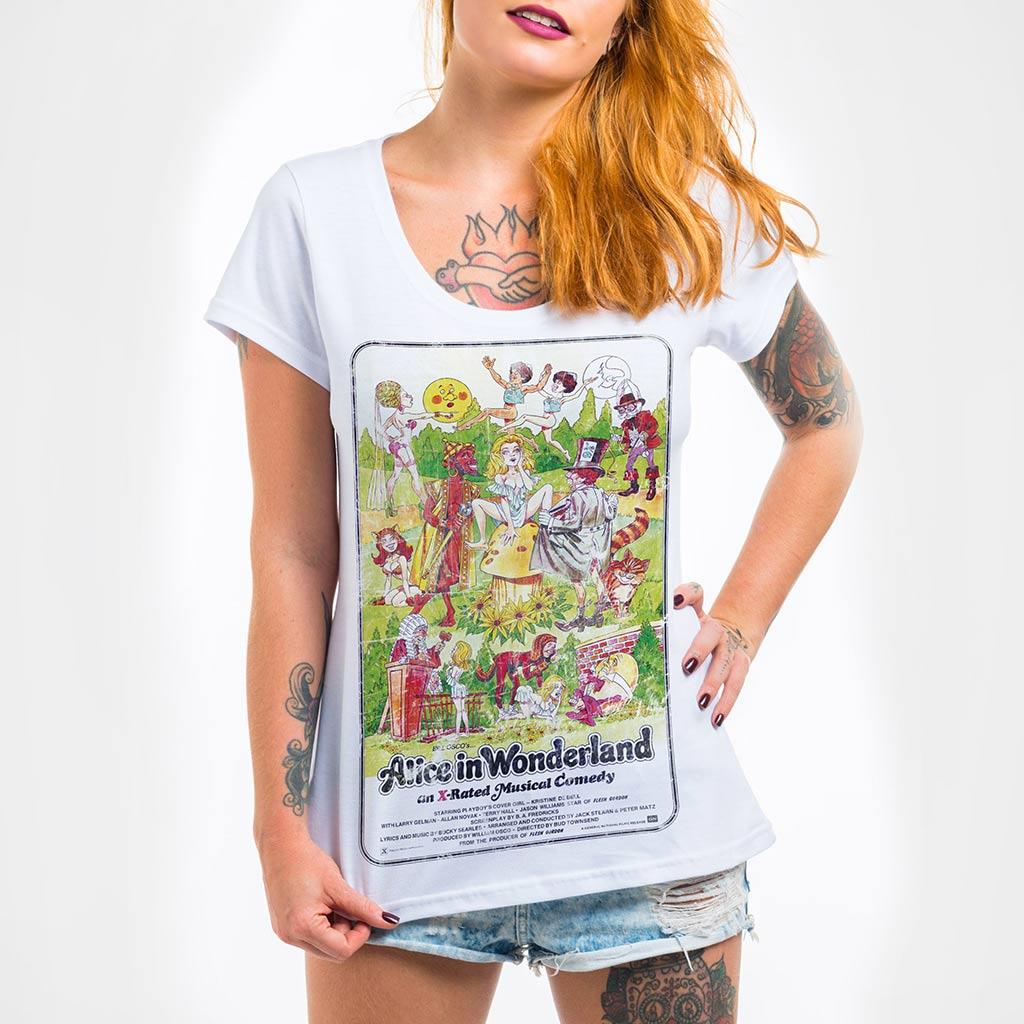 Camisa Feminina - Alice