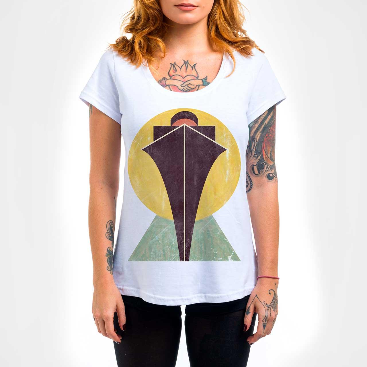 Camisa Feminina - Navy