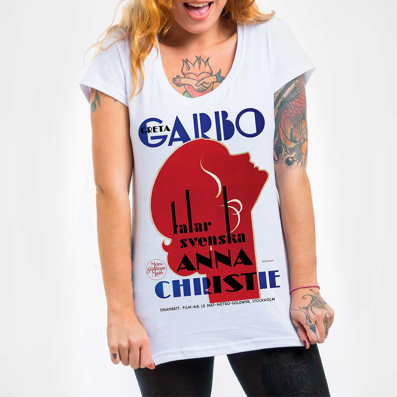 Camisa Feminina - Garbo