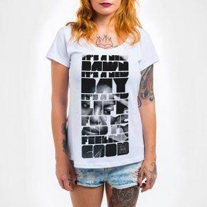 Camisa Feminina – Feeling Good Nina