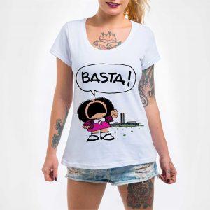 Camisa Feminina – Basta