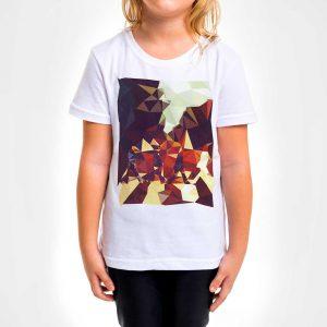 Camisa Infantil – Geometric Abbey Road