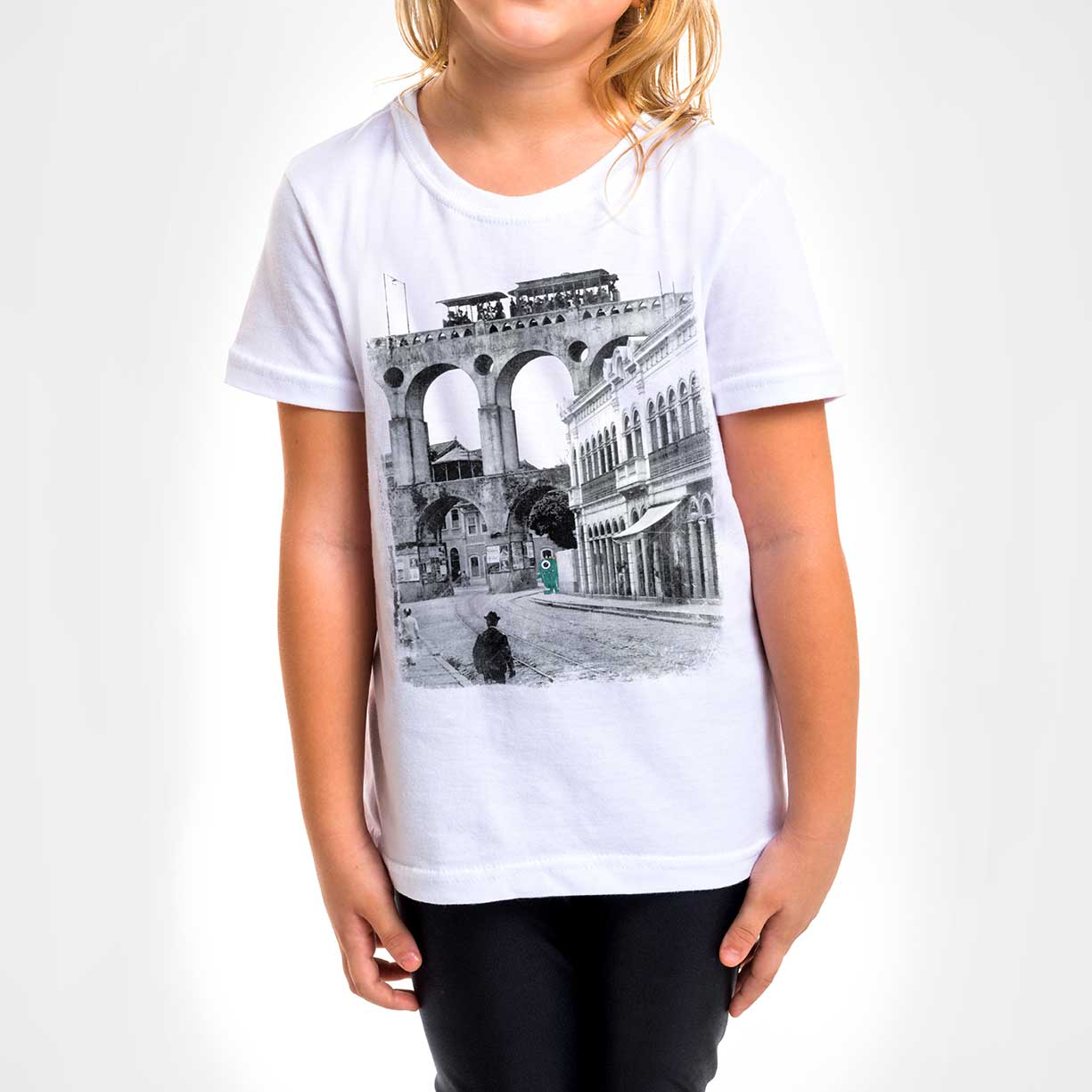 Camisa Infantil - Lapa