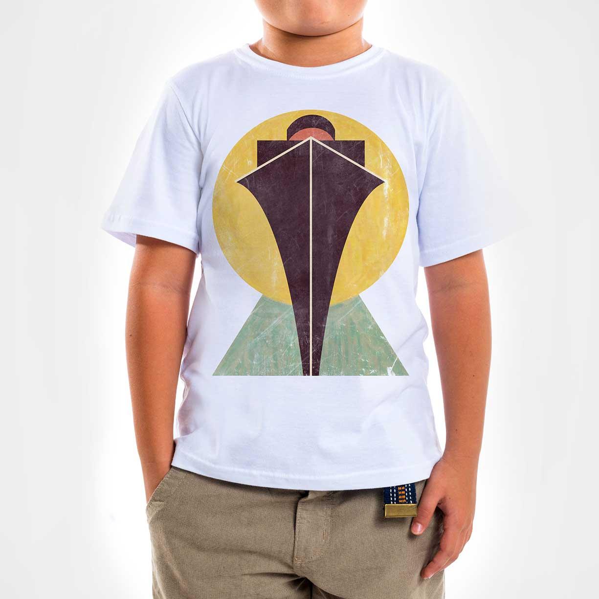 Camisa Infantil - Navy