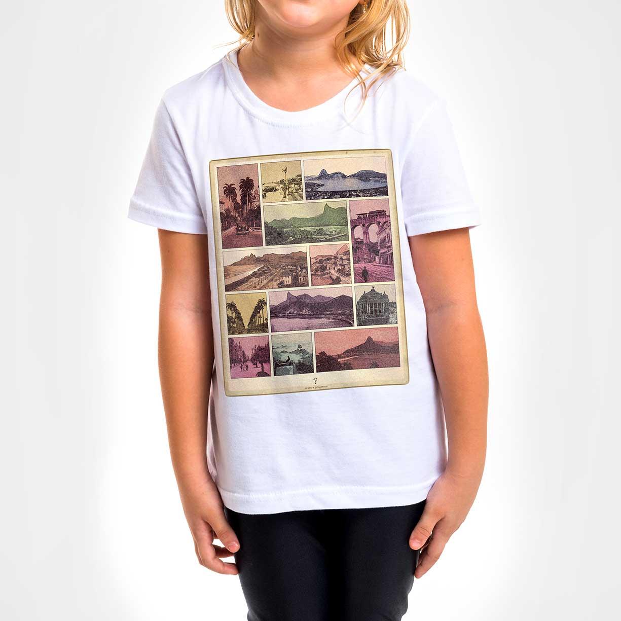 Camisa Infantil - Progresso?