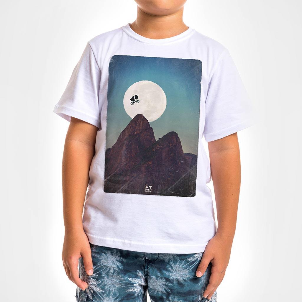 Camisa Infantil - ET in Rio