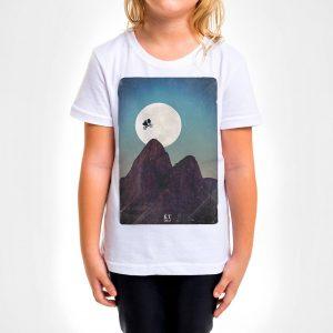 Camisa Infantil – ET in Rio