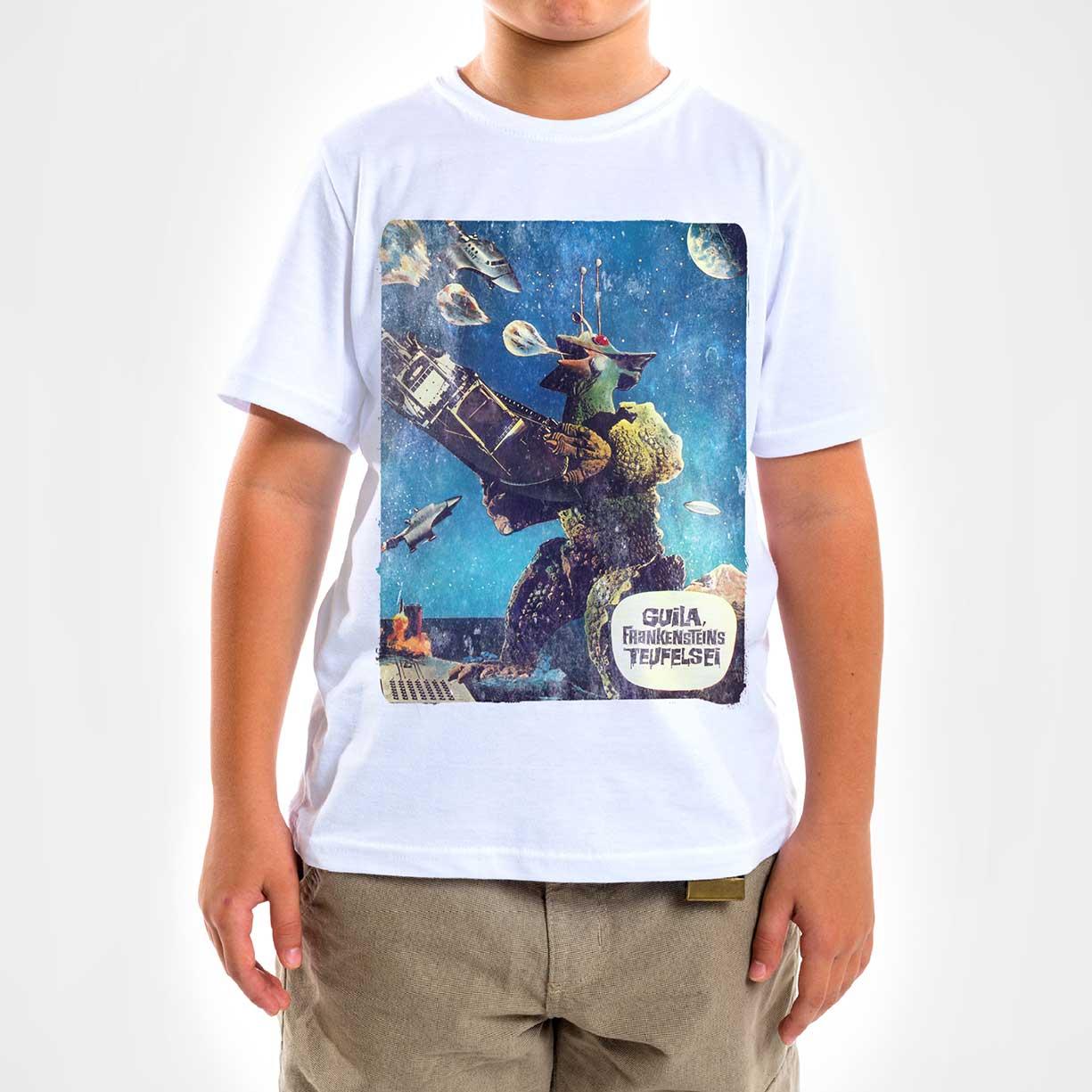 Camisa Infantil - Guila