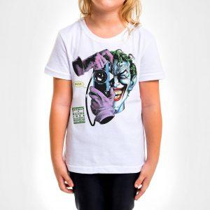 Camisa Infantil – Piada Mortal
