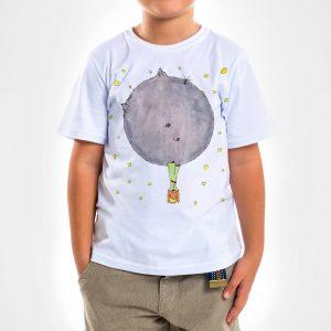 Camisa Infantil – O Pequeno Príncipe