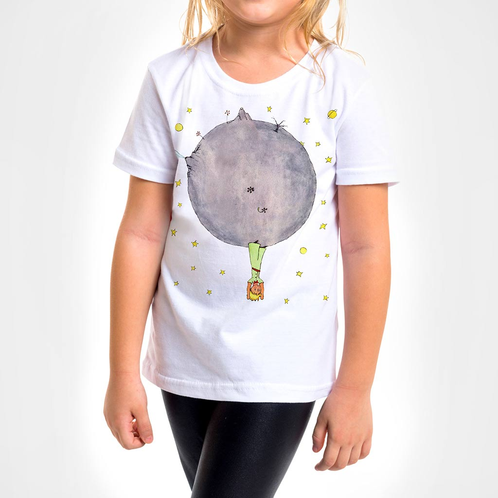 Camisa Infantil - O Pequeno Príncipe
