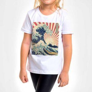 Camisa Infantil – A Grande Onda In Rio