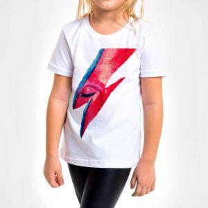 Camisa Infantil – Bowie