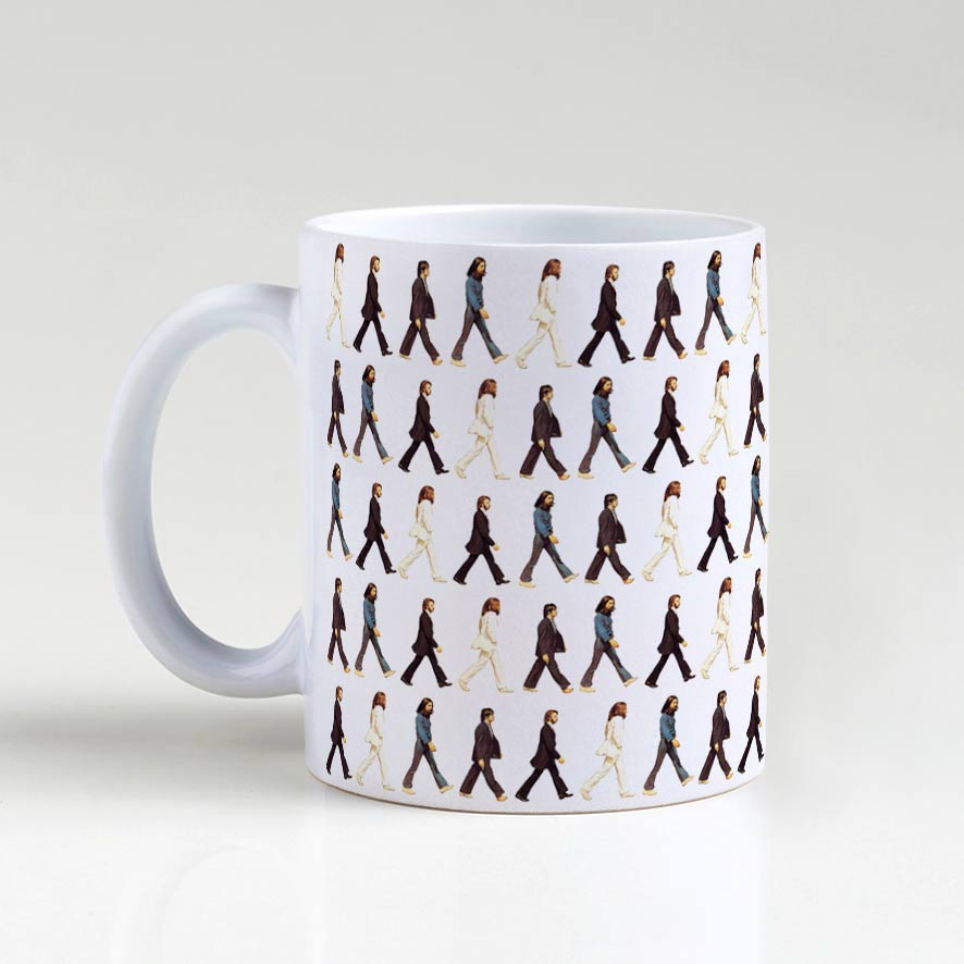 Caneca - Pattern Beatles