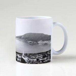 Caneca – Enseada de Botafogo – Ano 1930