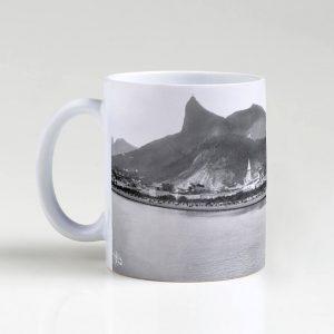 Caneca – Enseada de Botafogo – Ano 1920 – 2