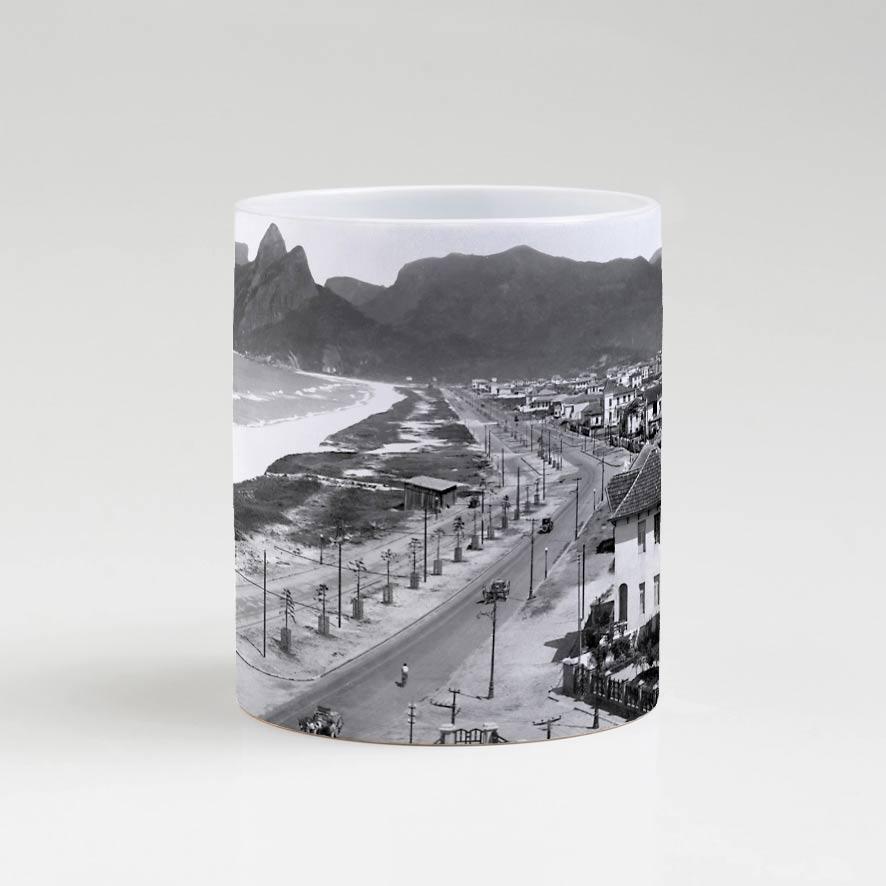 Caneca - Praias de Ipanema e Leblon - Ano 1929