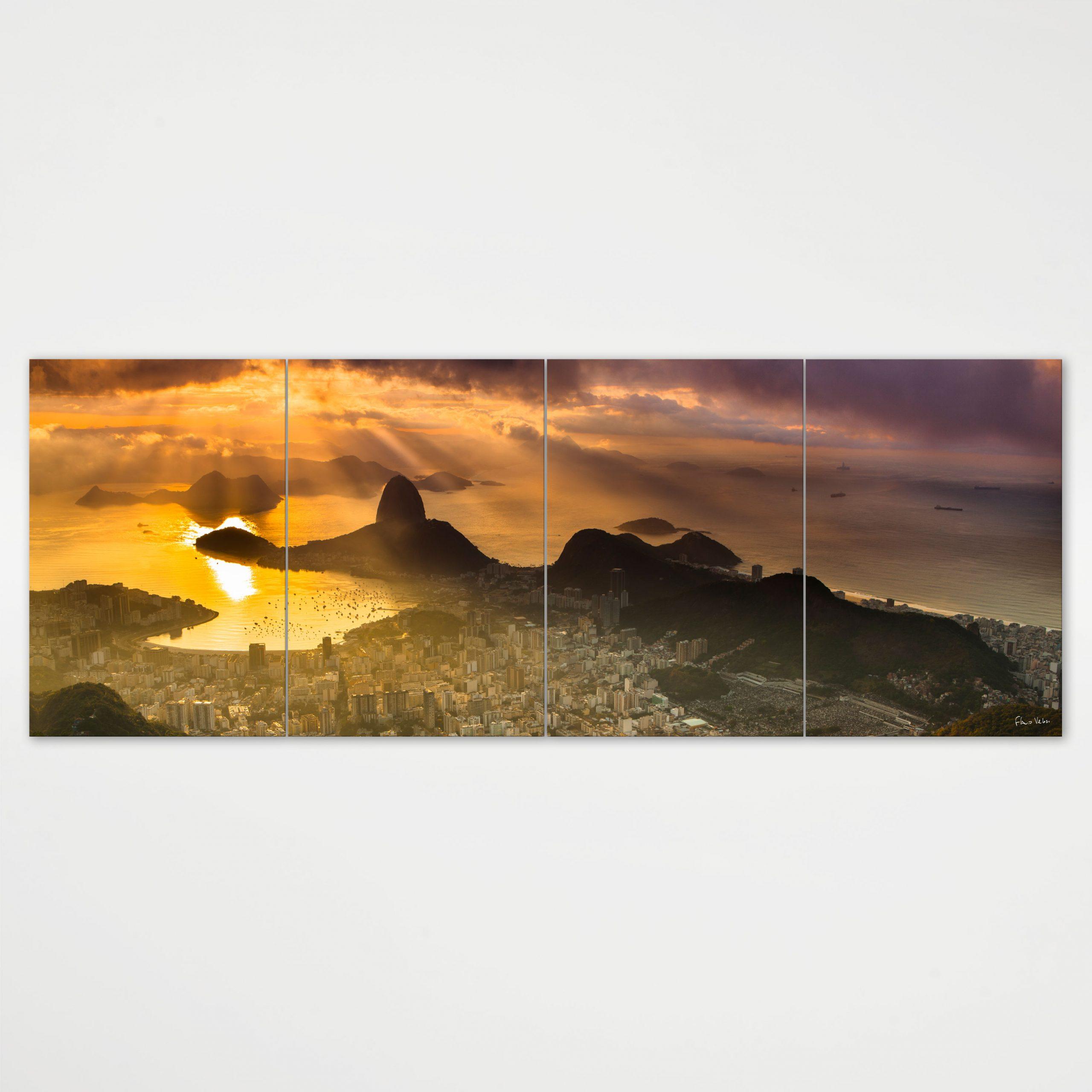 Painel Modular - Zona Sul do Rio de Janeiro