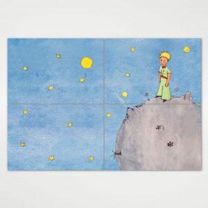 Painel Moduar – O Principezinho Sobre o Asteroide B612
