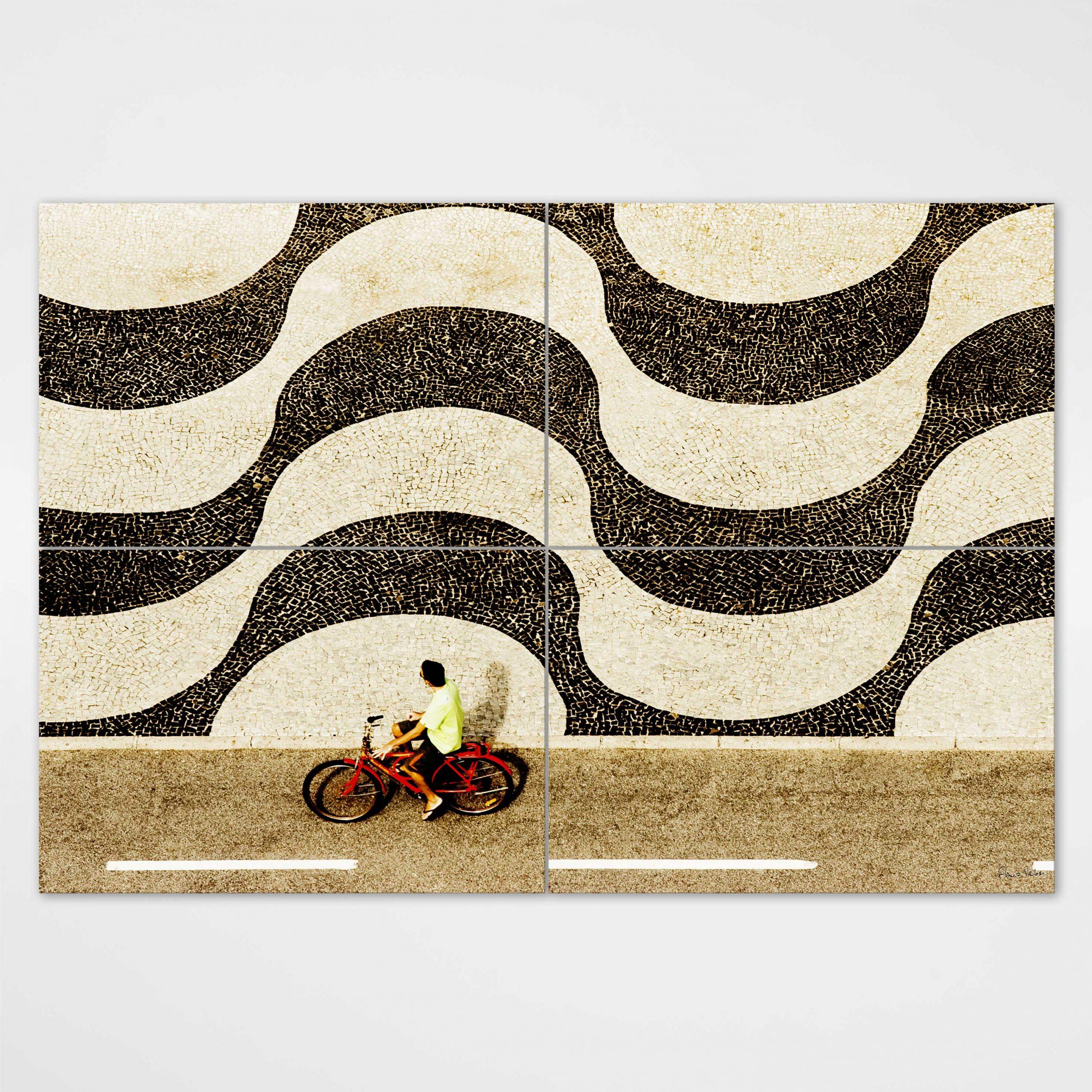 Painel Modular - Calçadão de Copacabana