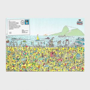 Painel – Wally in Rio