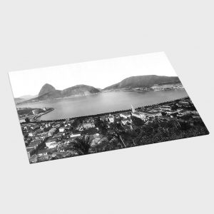 Painel – Enseada de Botafogo – Ano 1930